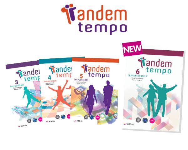 Tandem Tempo 6 bientôt disponible !
