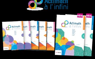 Découvrez tous les avantages de la nouvelle édition d'Actimath à l'infini ! (Partie II)