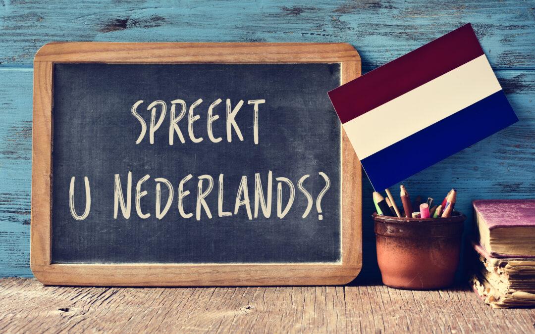 Le néerlandais, les profs savent pourquoi !